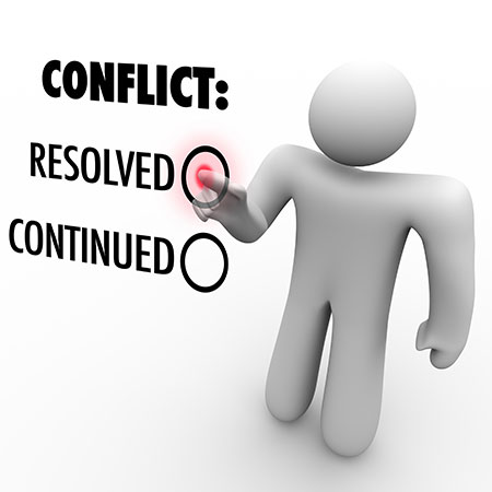 conflict resolution coaching