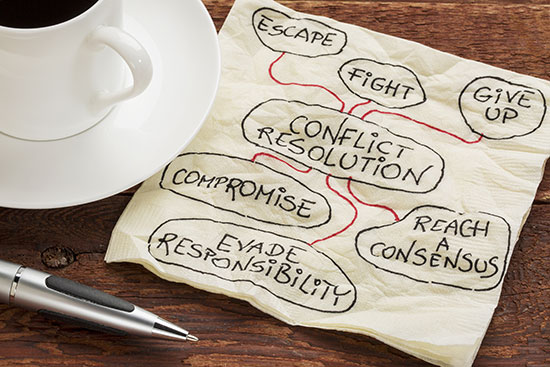 conflict resolution consulting